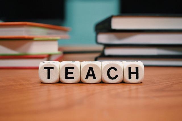 teach don't sell educational marketing principle